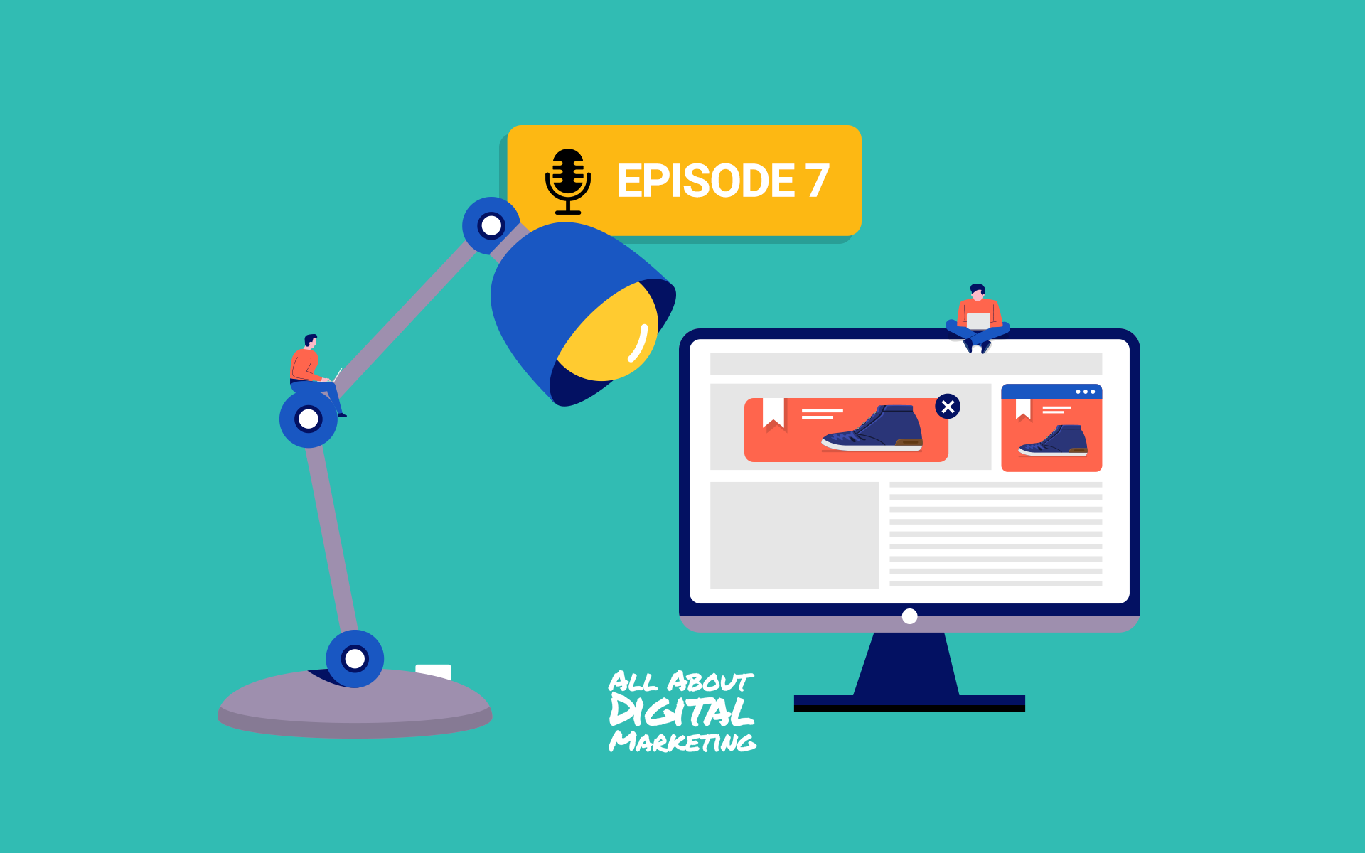Ep.7 – SEO for Small Business with Konstantinos Ntoukakis