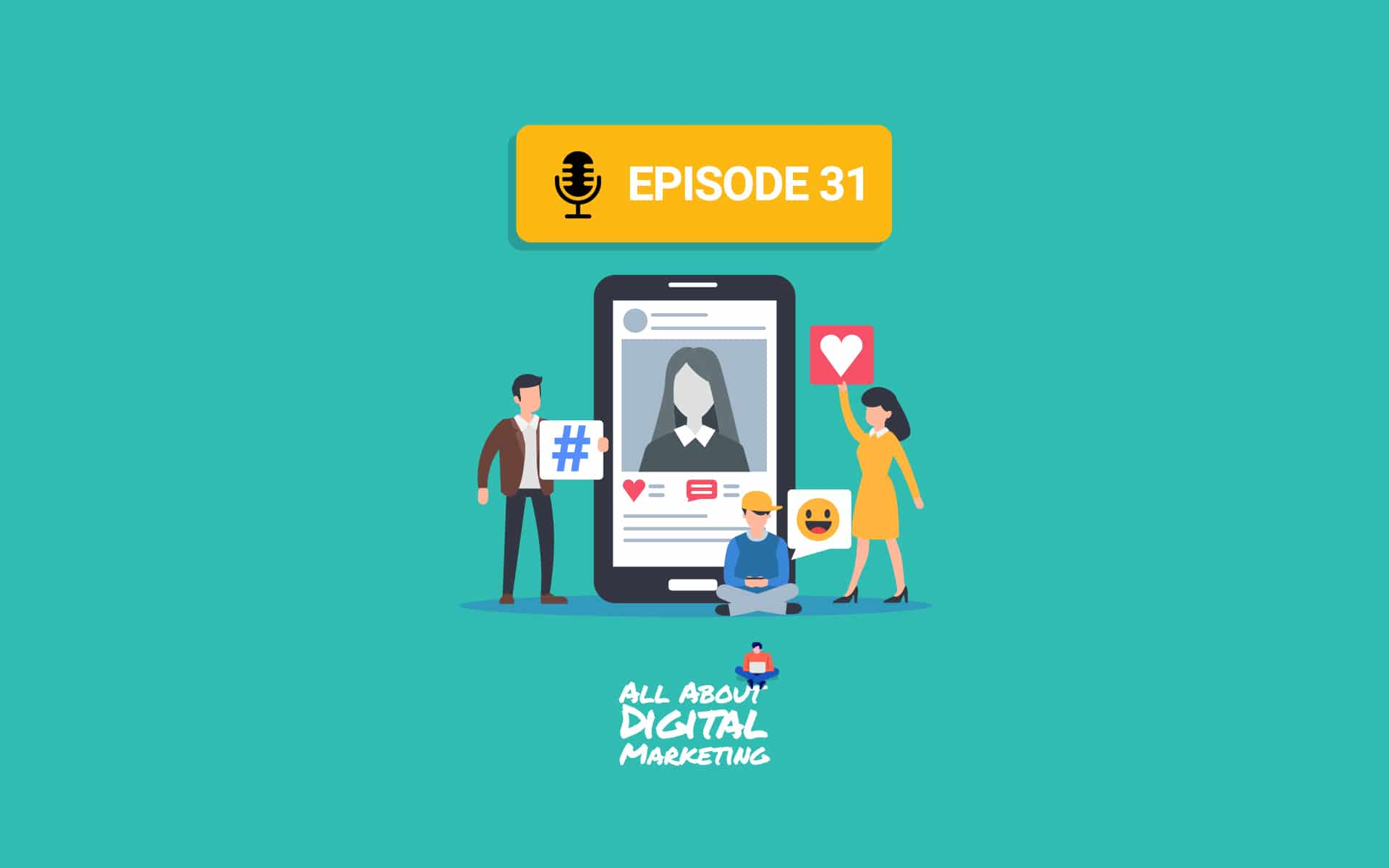 Ep.31 – Personal Branding With Lachlan Kirkwood