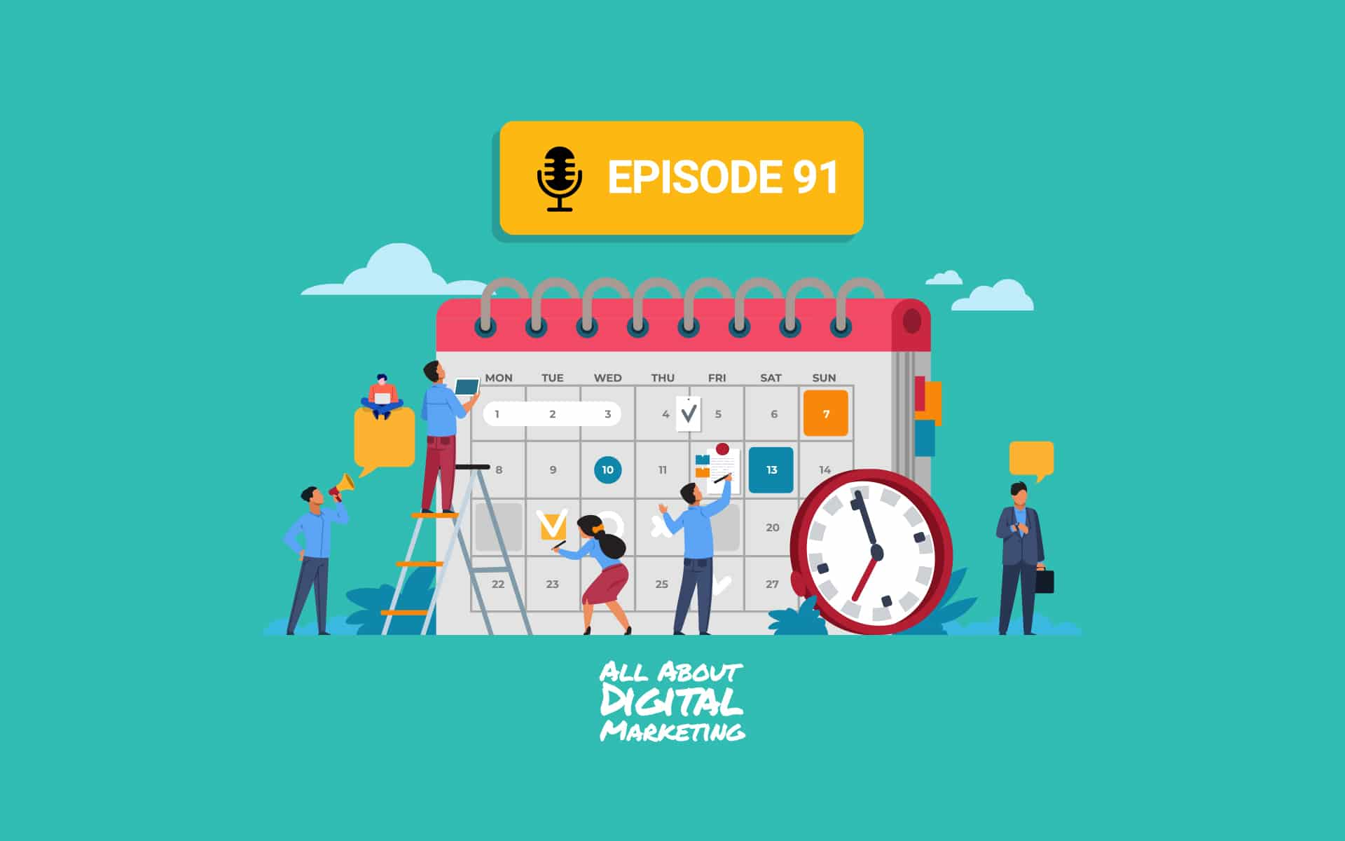 Ep.91 – Planning Your Marketing For 2021